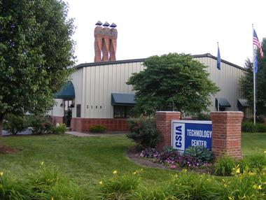 CSIA School (Chimney Safety Institute of America) in Indianapolis Indiana.